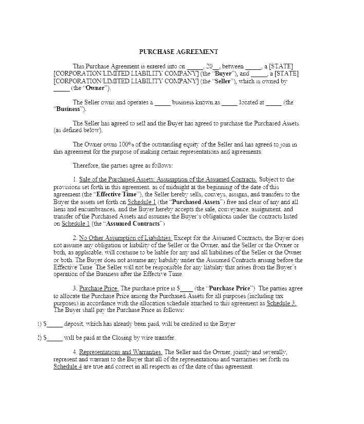 Employment Contract Template Word India