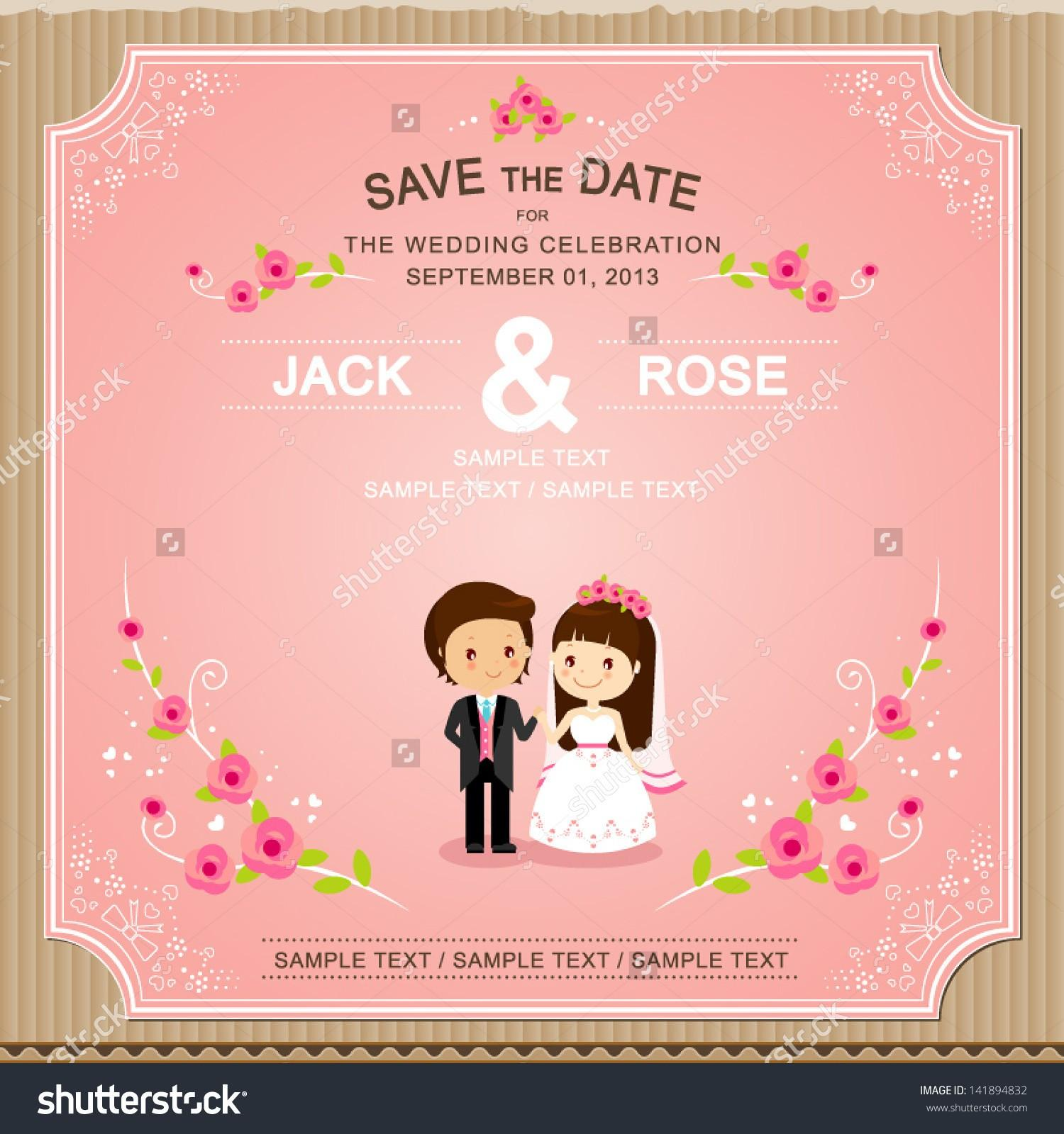 Engagement Invitation Templates Powerpoint