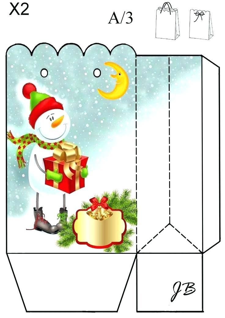Envelope Gift Box Templates