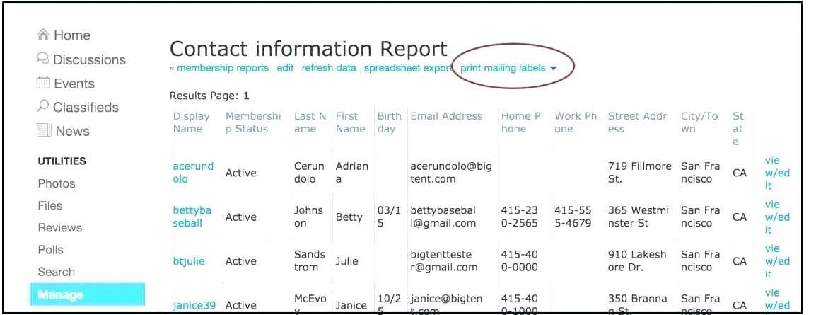 Envelope Labels Microsoft Word