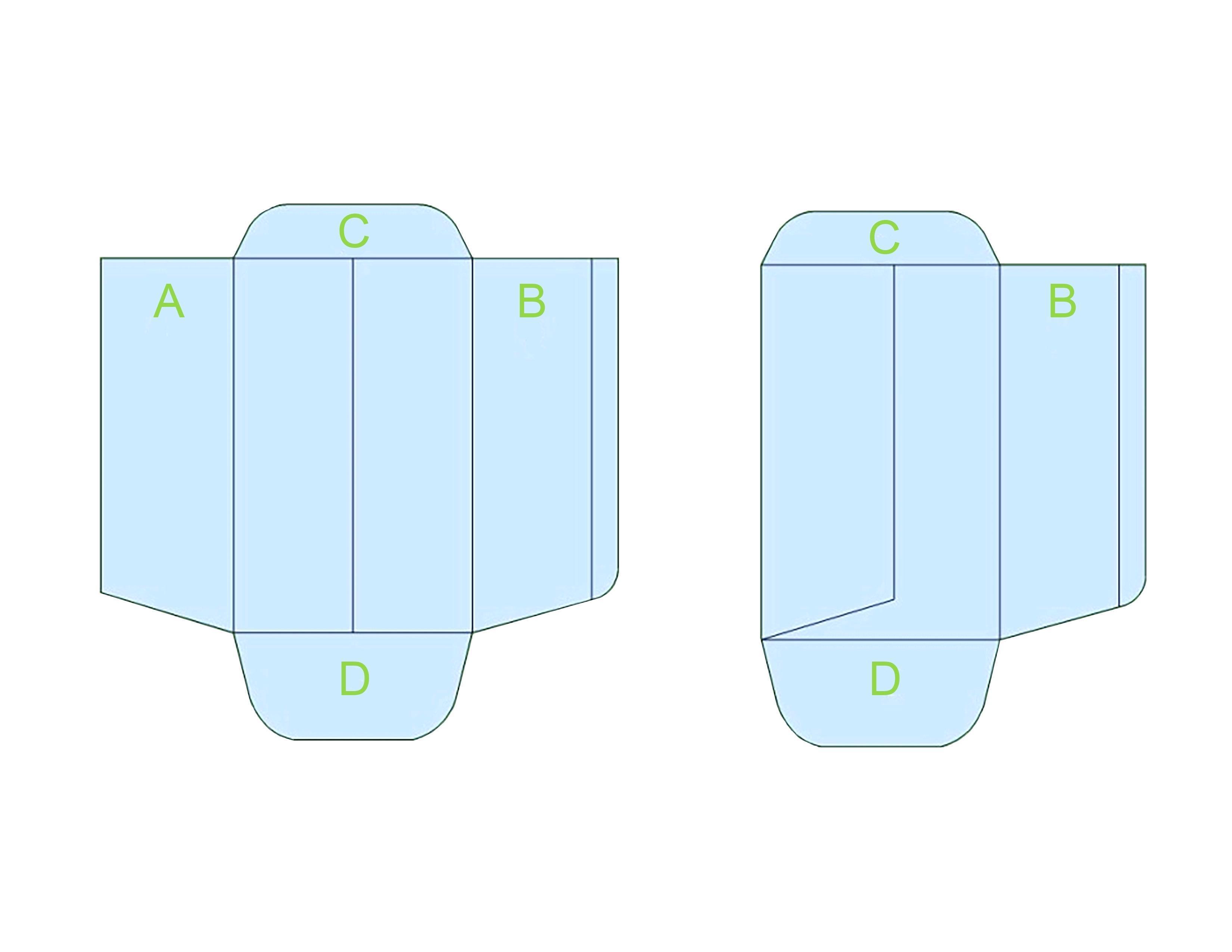 Envelope Pattern To Print
