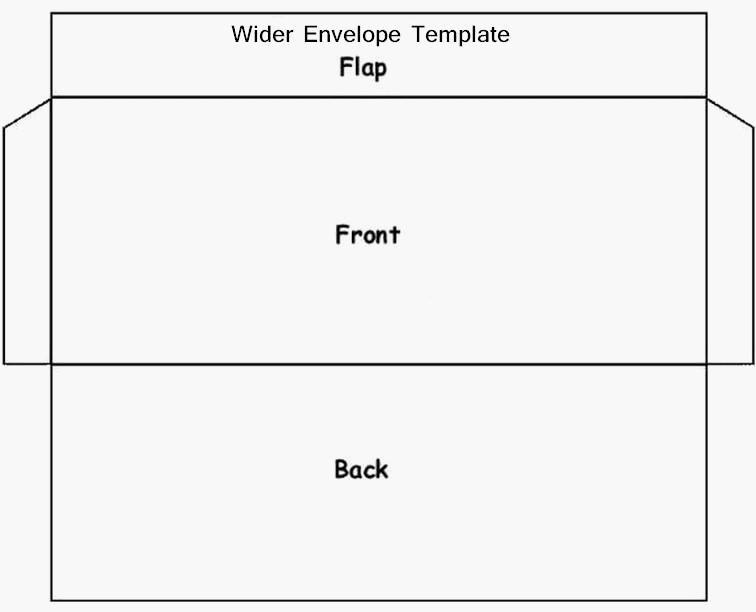 Envelope Printing Template Free