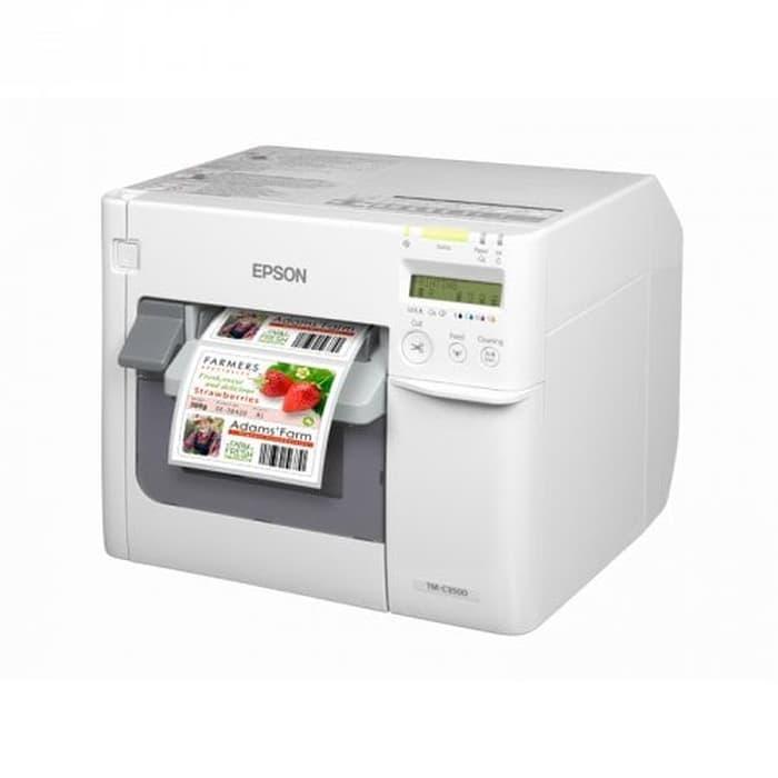Epson Label Printer Templates