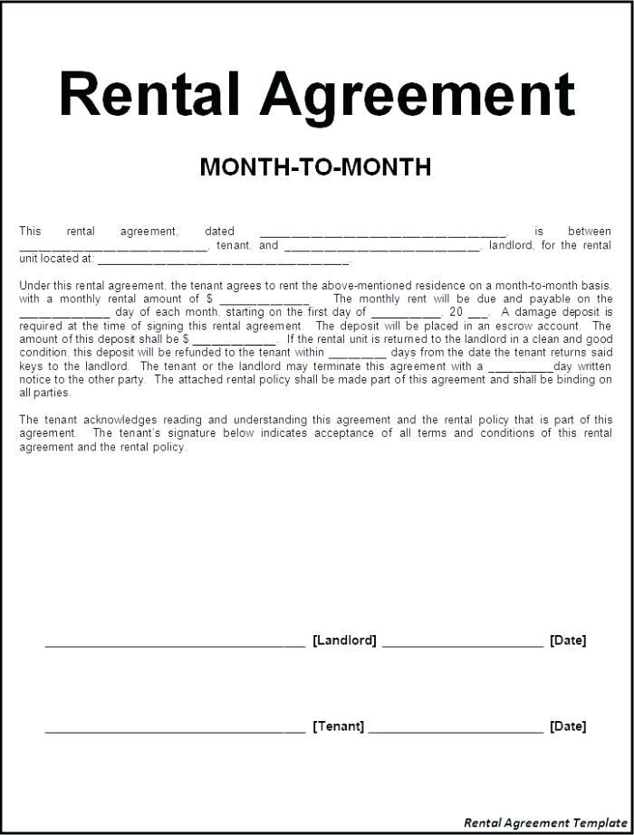 Equipment Lease Agreement Form Download Free