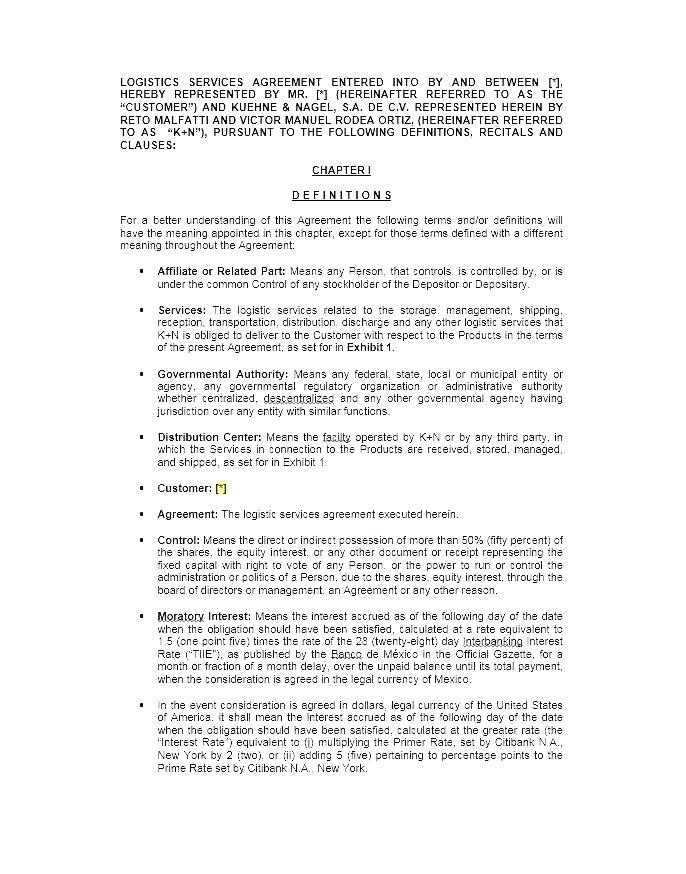 Equity Partnership Agreement Template