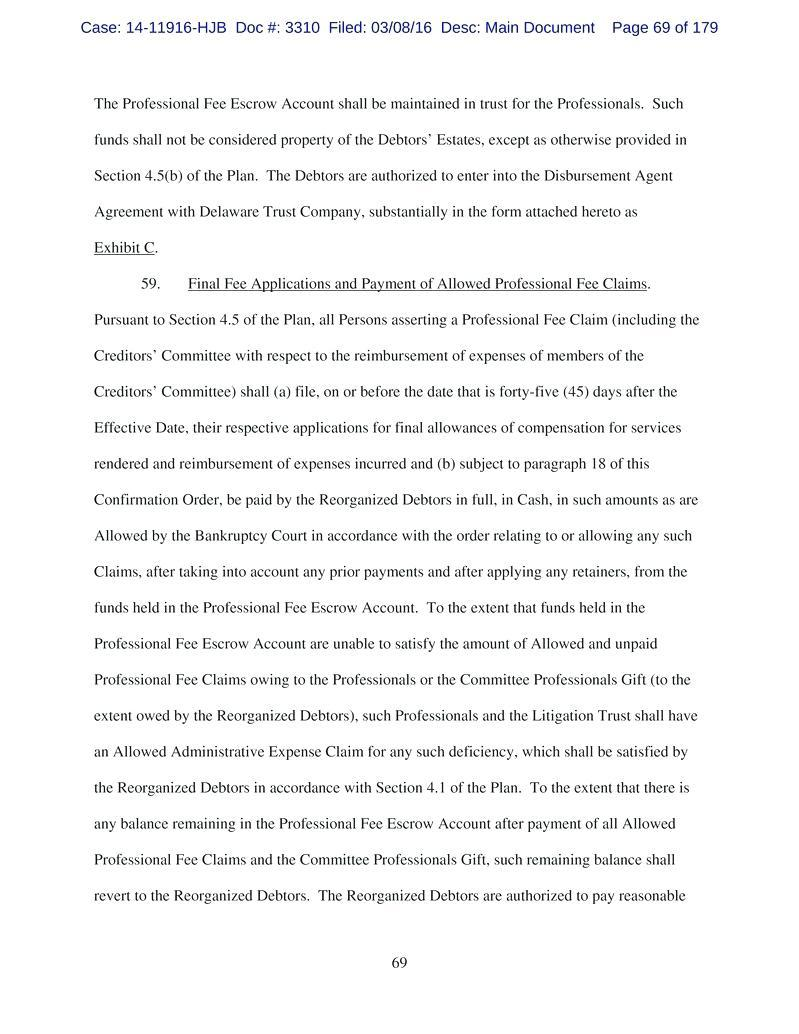 Escrow Account Agreement Template
