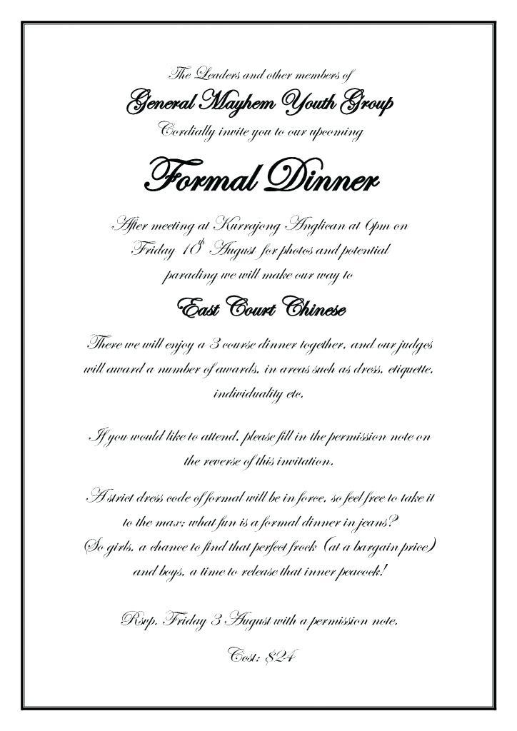 Event Invitation Templates 4 Per Page