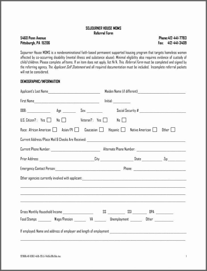 Eviction Forms Templates
