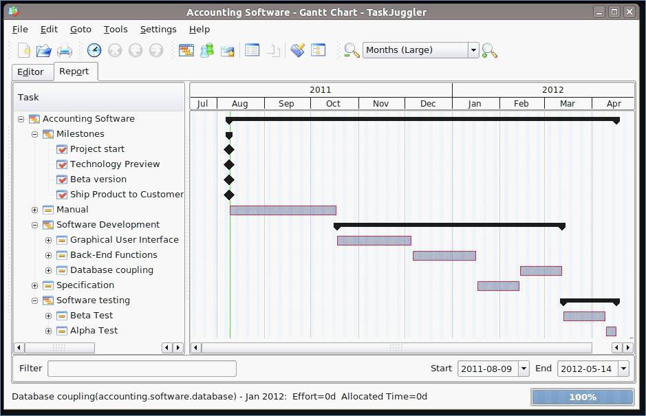 Excel Gantt Chart Template Help
