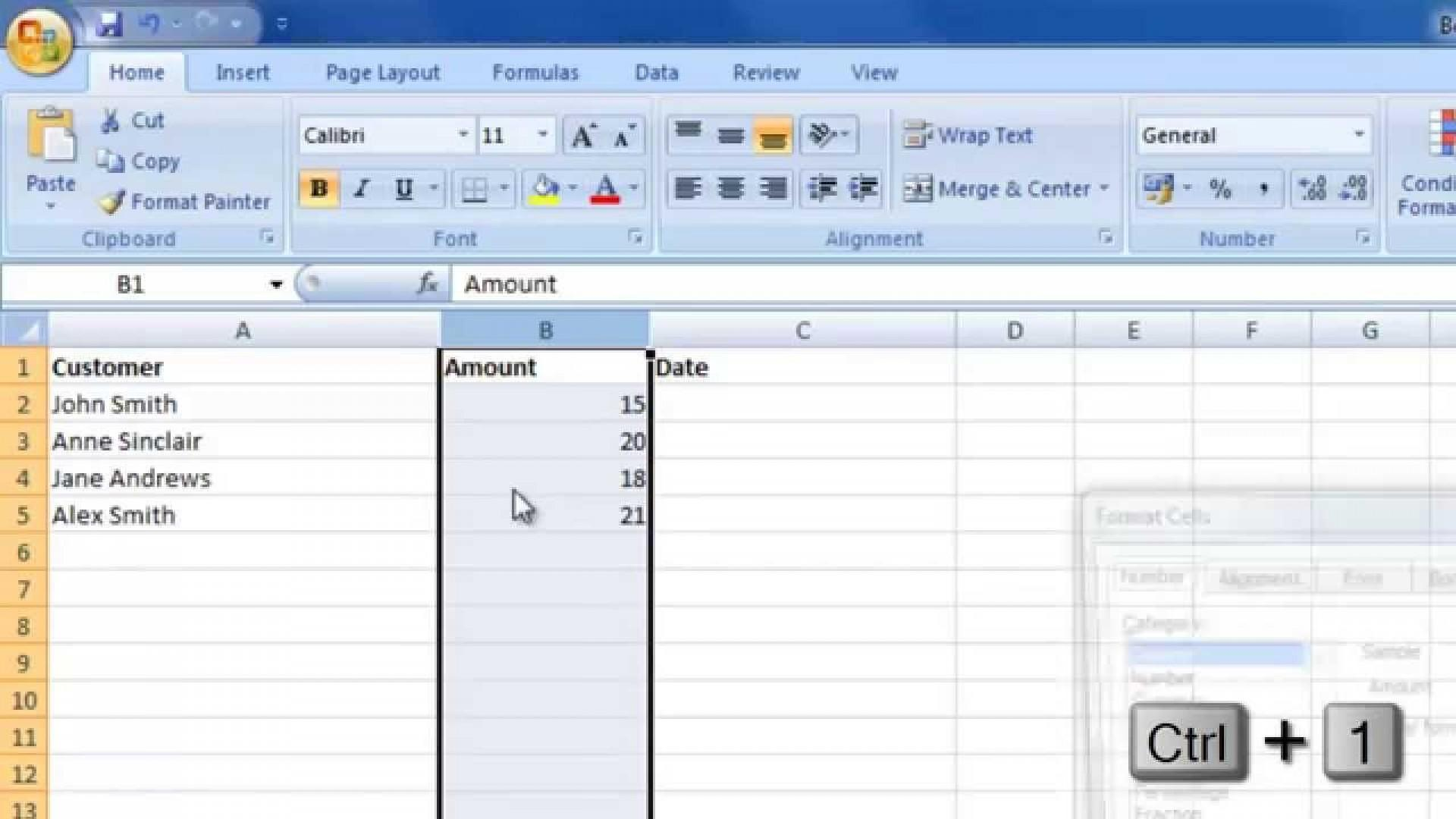 Excel Income And Expense Template