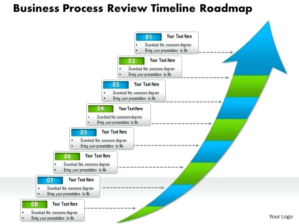Excel Roadmap Template Microsoft