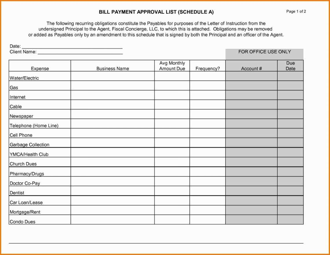 Excel Spreadsheet Templates For Rental Property
