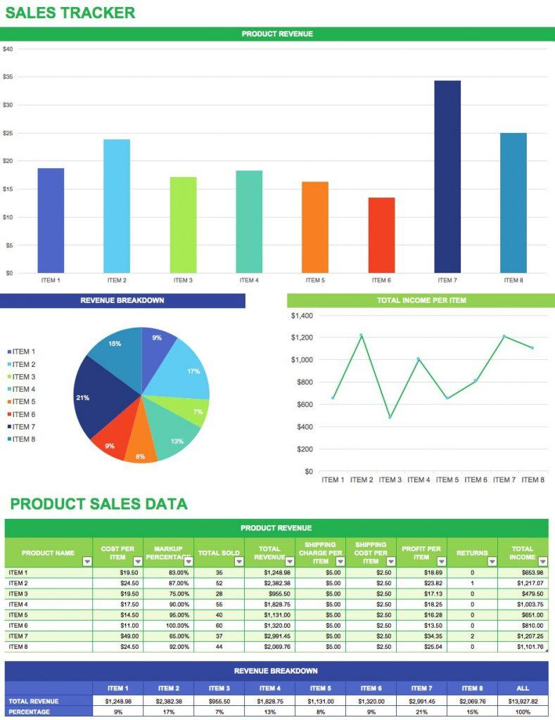 Excel Spreadsheet Templates For Tracking Clients