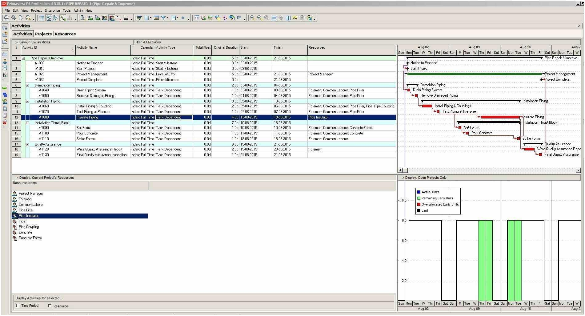 Excel Templates For Construction Accounting