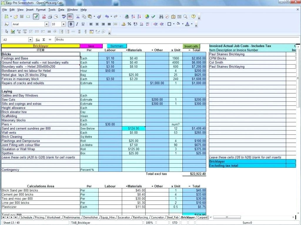 Excel Templates For Manufacturing Scheduling