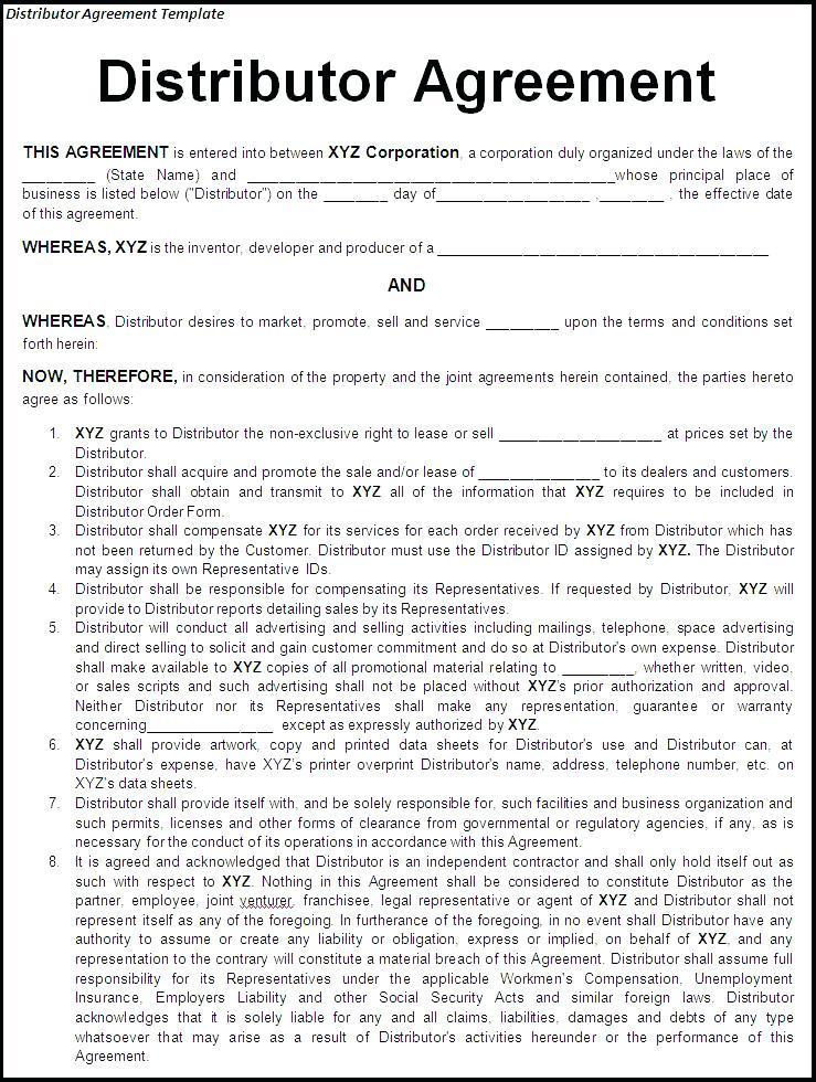 Exclusivity Agreement Template Uk