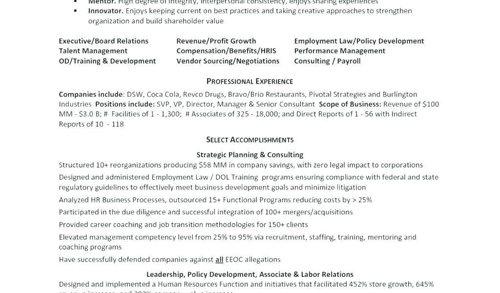 Executive Director Employment Contract Template