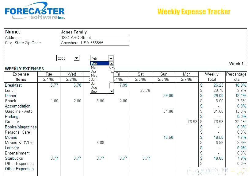 Expenses Sheet Template Uk