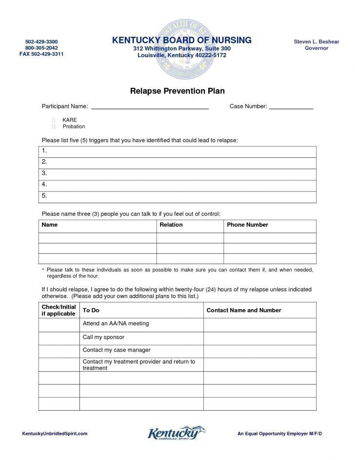 Fall Protection Plan Template Word