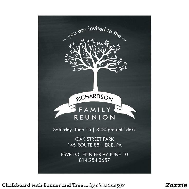 Family Reunion Flyer Template Publisher