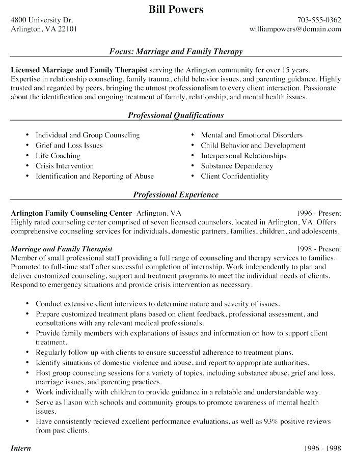 Family Therapy Treatment Plan Example