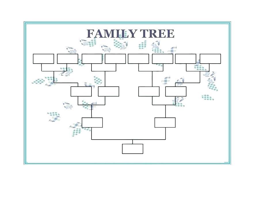 Family Tree Layout Maker