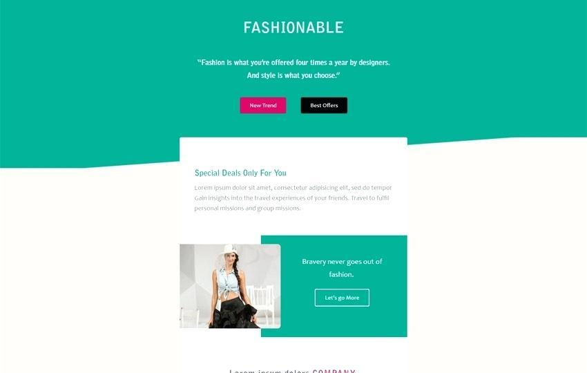 Fancy Email Signature Templates