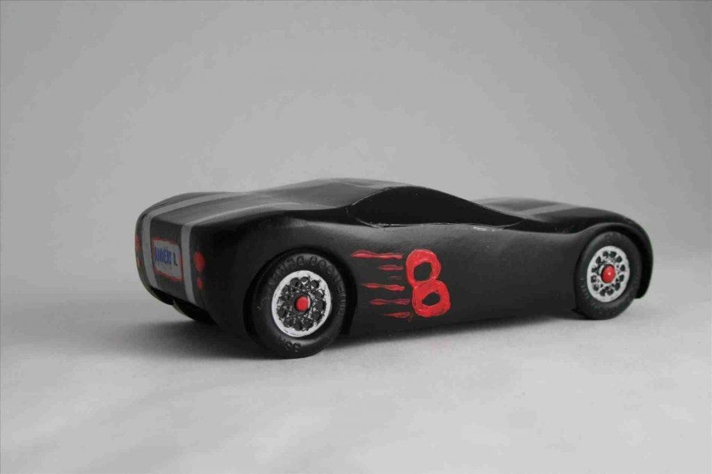 Fast Pinewood Derby Car Design Templates