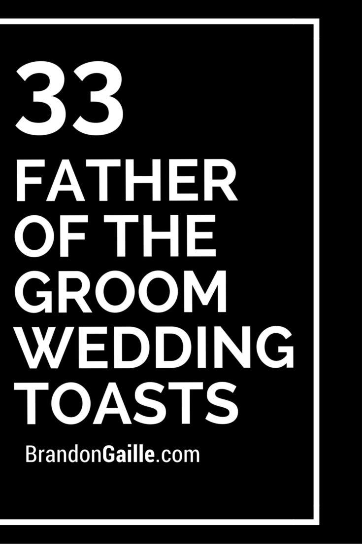 Father Of The Bride Speech Examples Australia