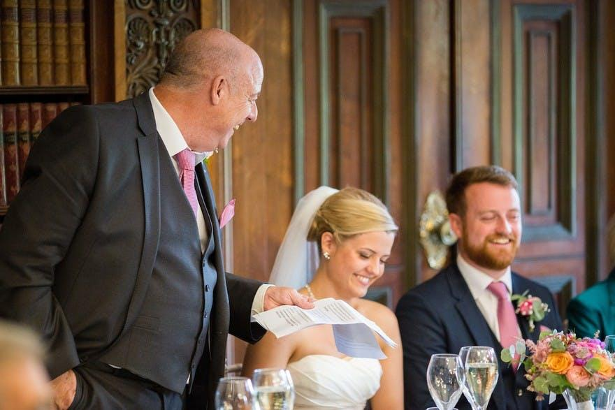 Father Of The Bride Speech Examples Nz
