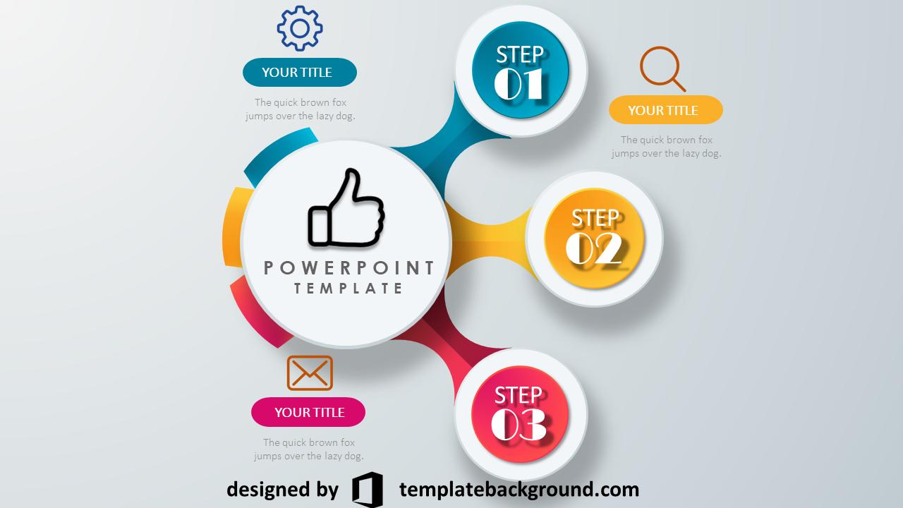 Feature Presentation Animated Powerpoint Template Free Download