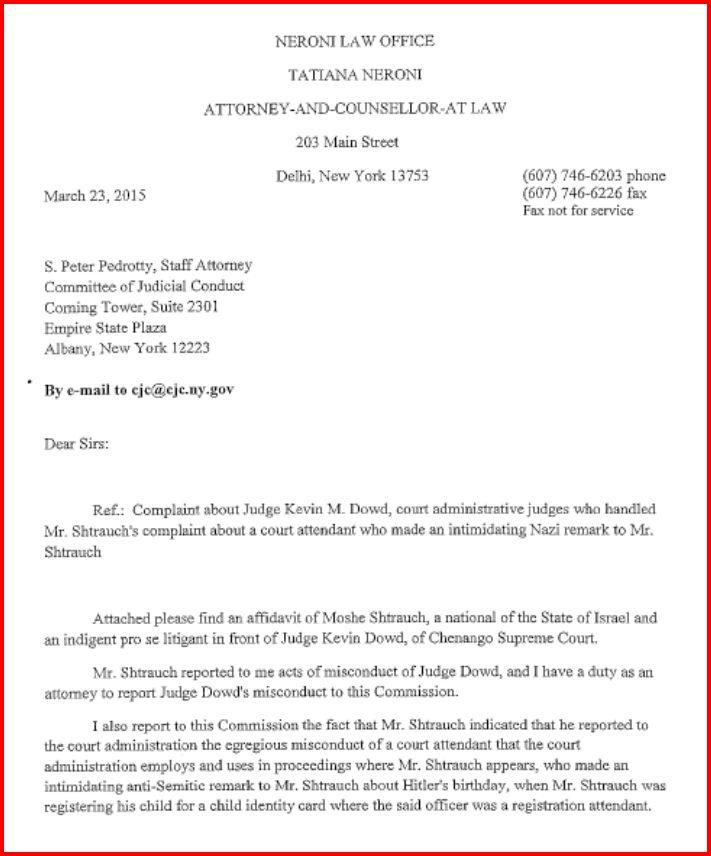 Federal Court Motion Template