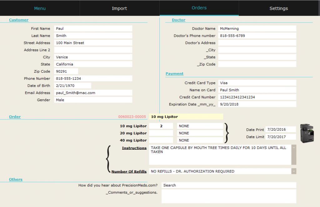 Filemaker Crm Database Template
