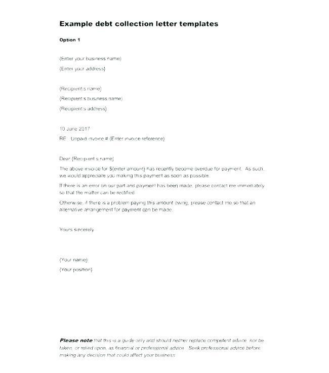 Final Notice Invoice Template