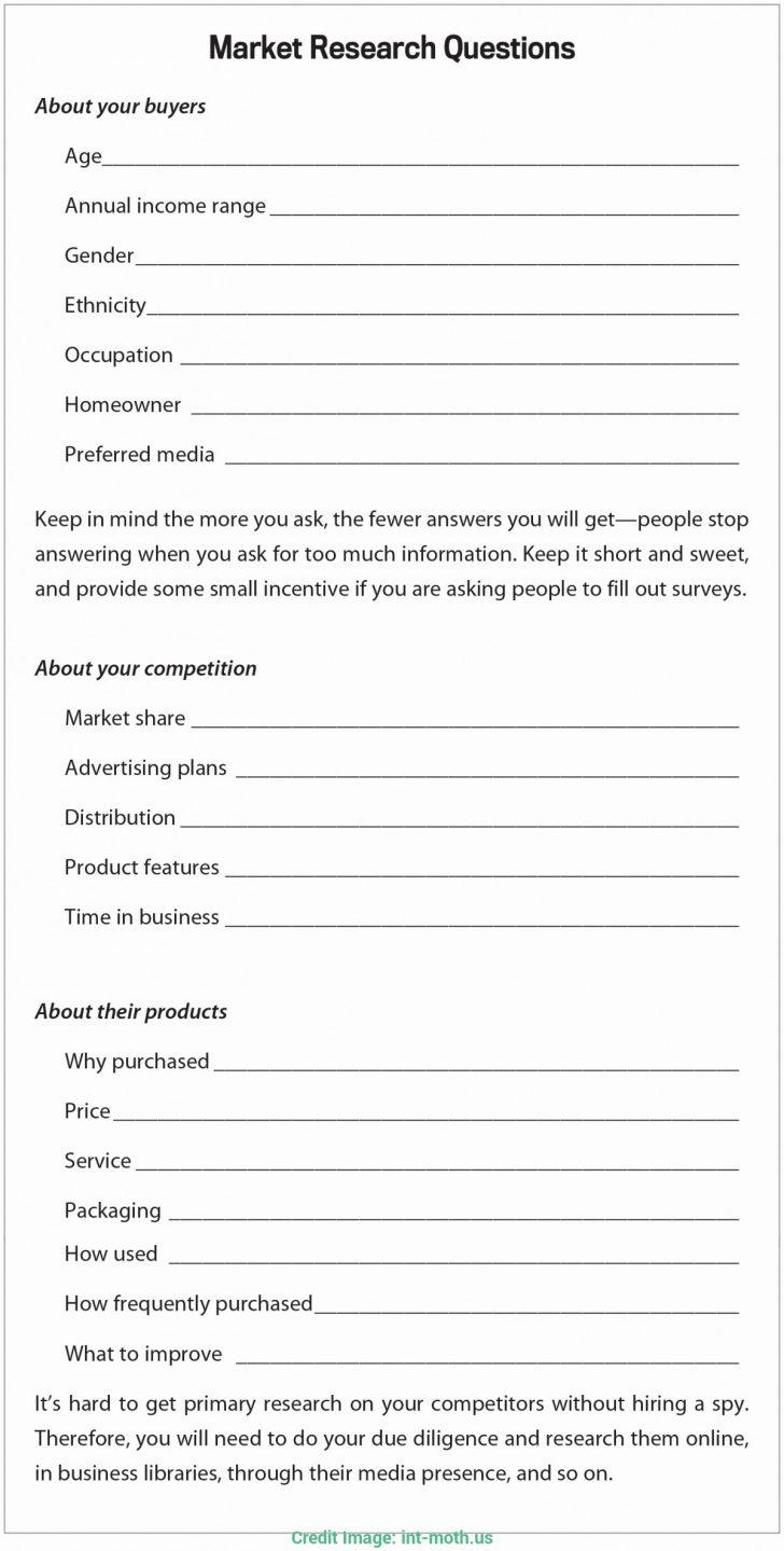 Financial Projections Template For Marketing Plan