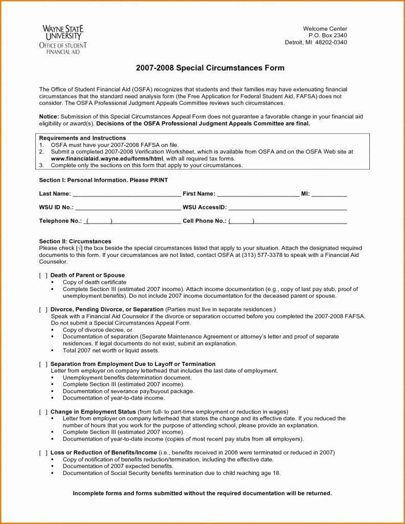 Financial Separation Agreement Template Uk