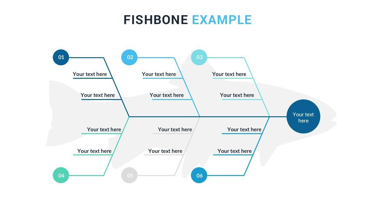 Fishbone Diagram Template Powerpoint Free Download