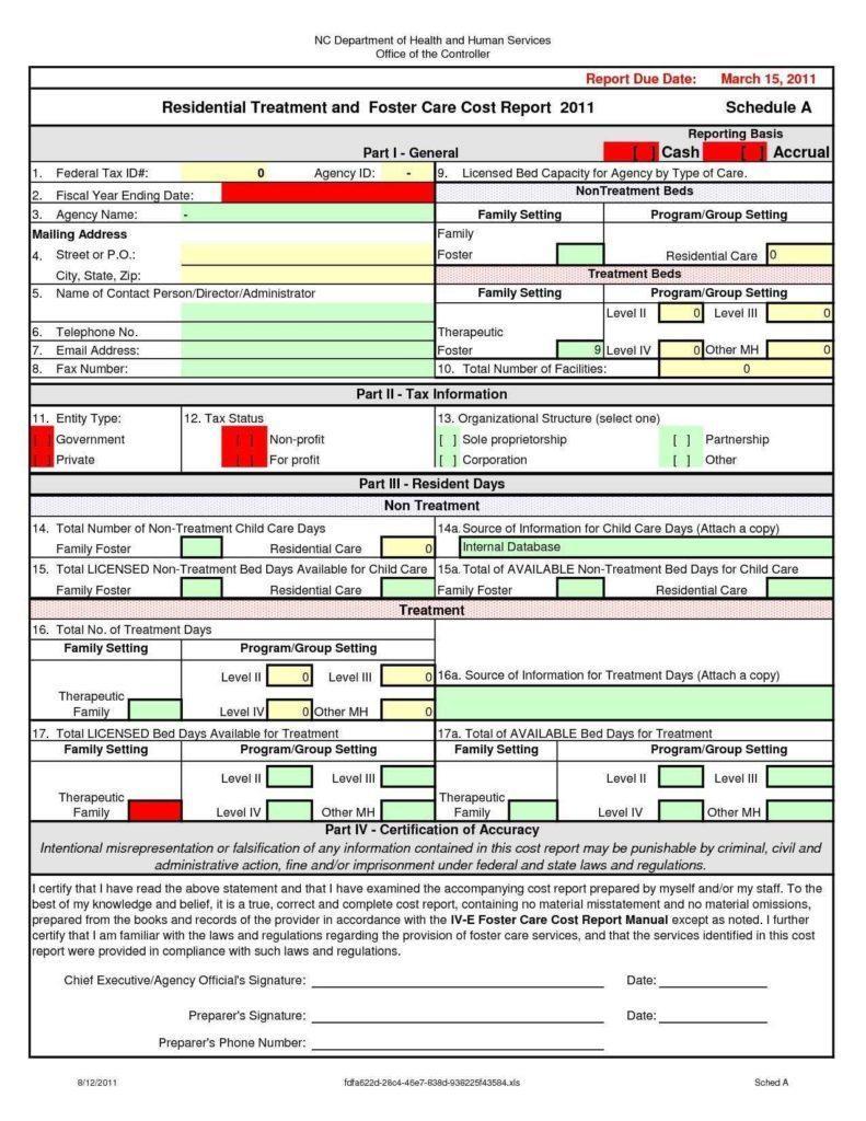Fleet Maintenance Contract Template