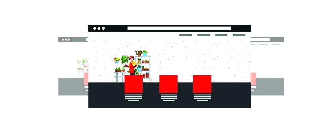 Florist Shop Website Template