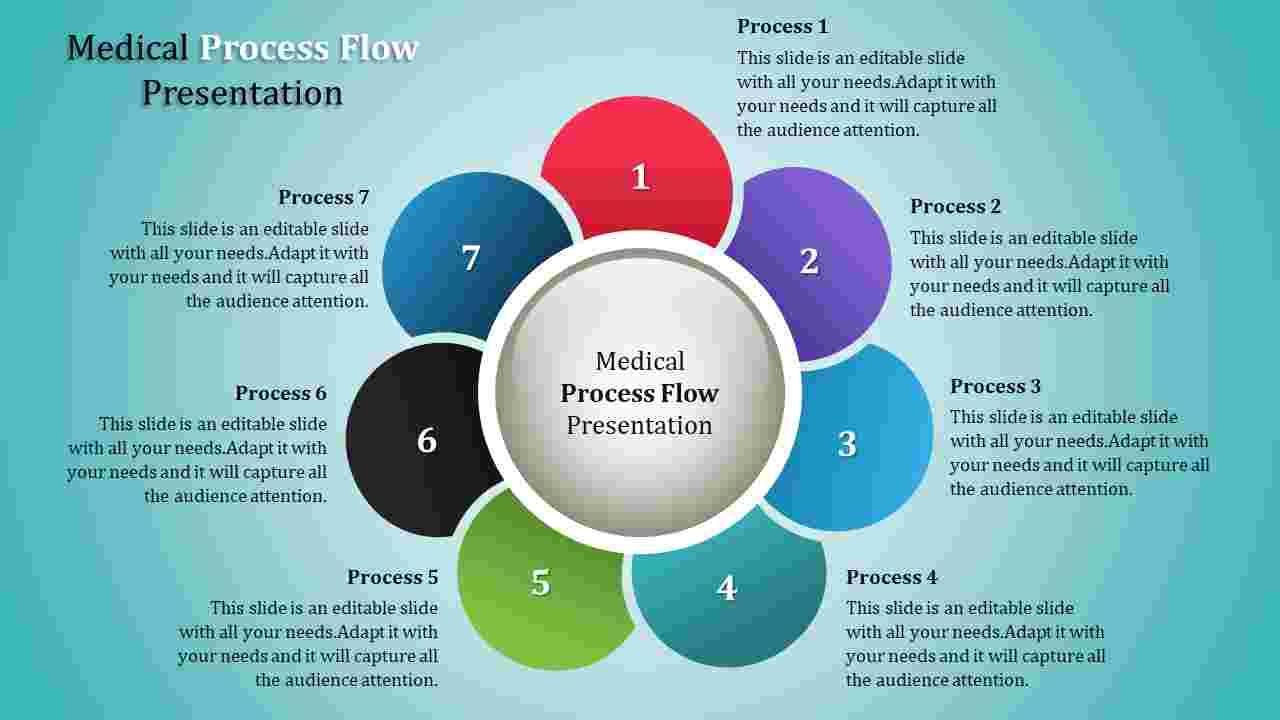 Flow Diagram Template Ppt
