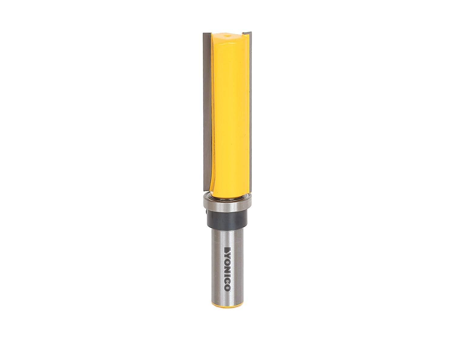 Flush Template Router Bit