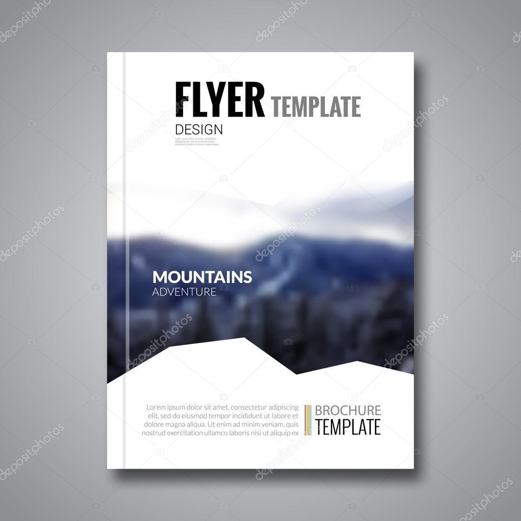 Flyer Brochure Layout