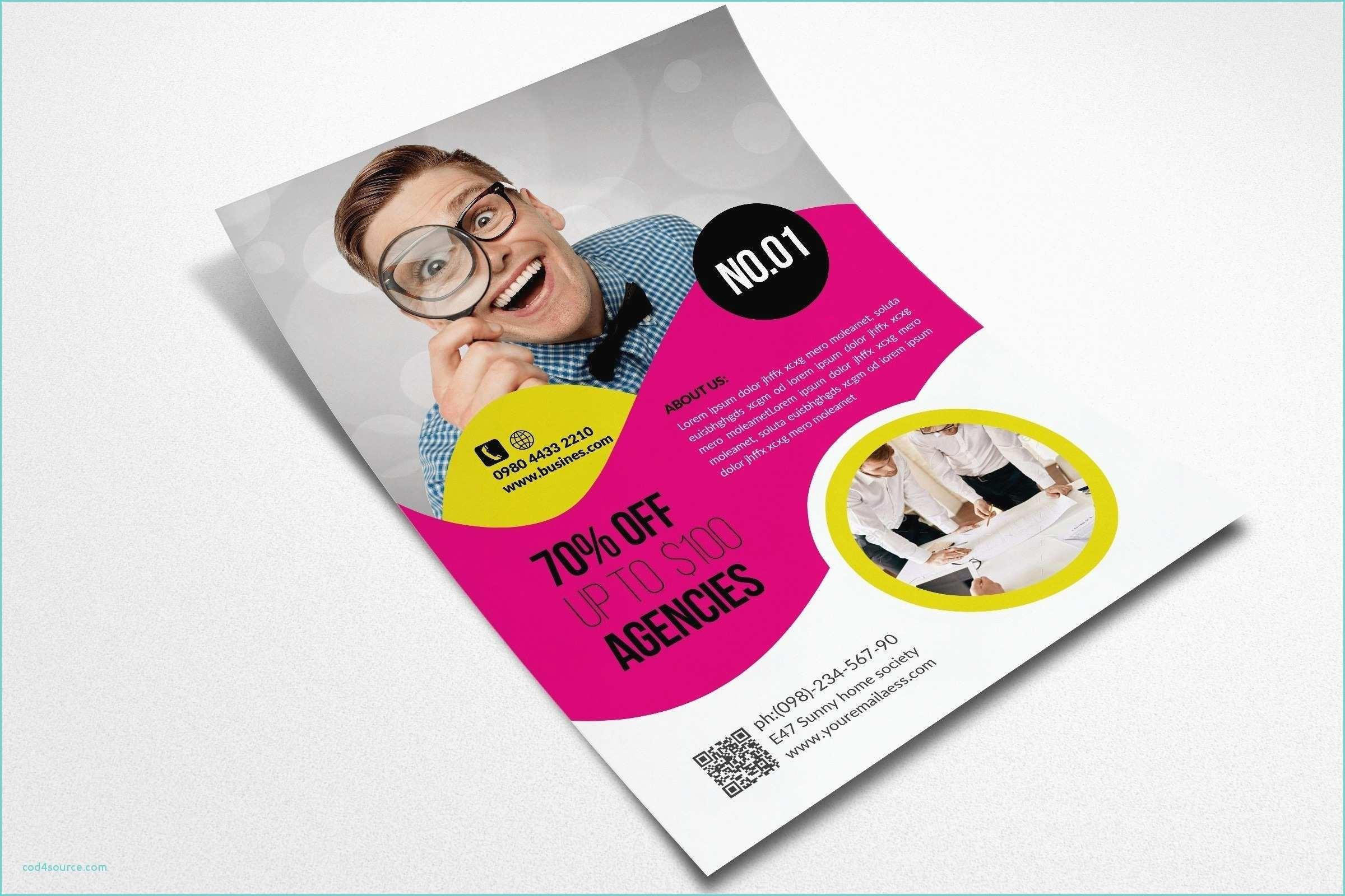 Flyers For Events Photoshop Templates