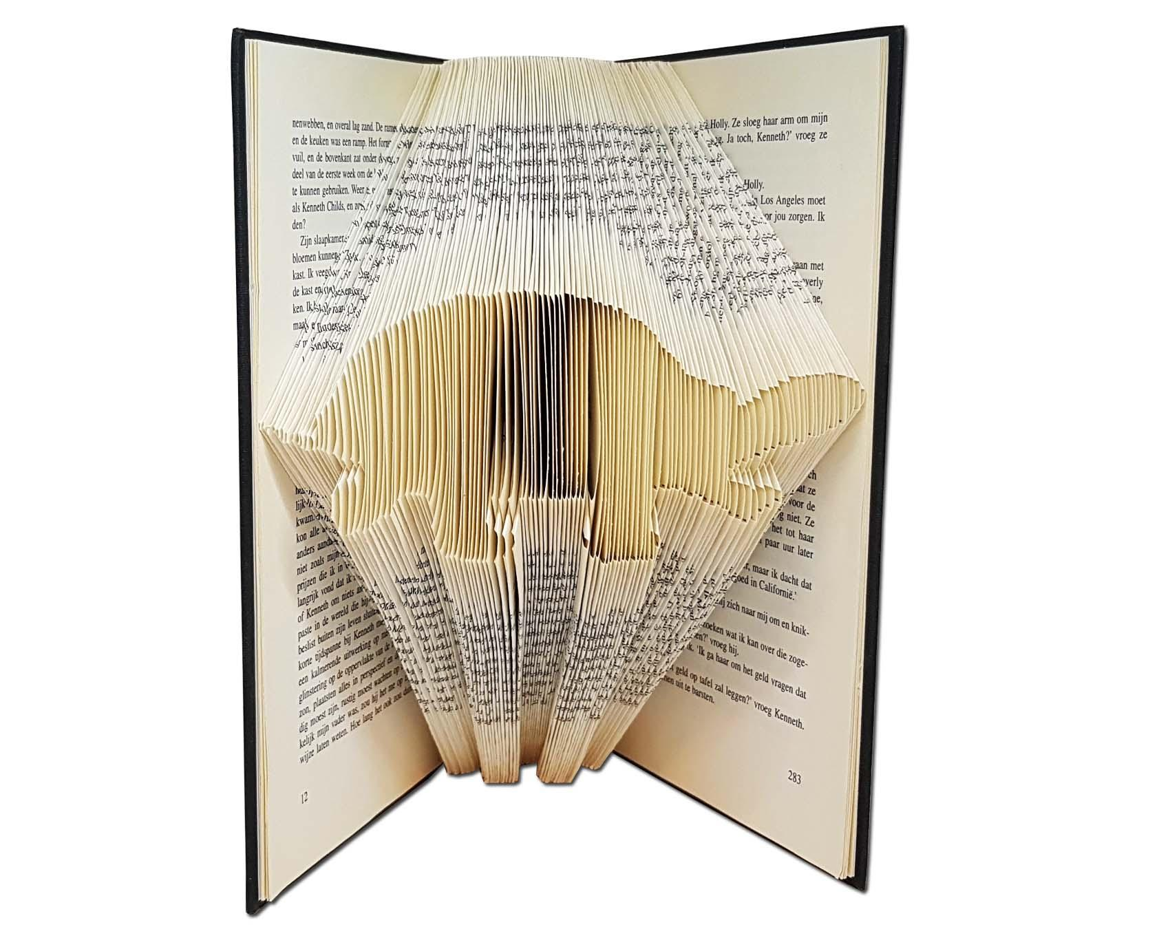Folded Book Art Patterns