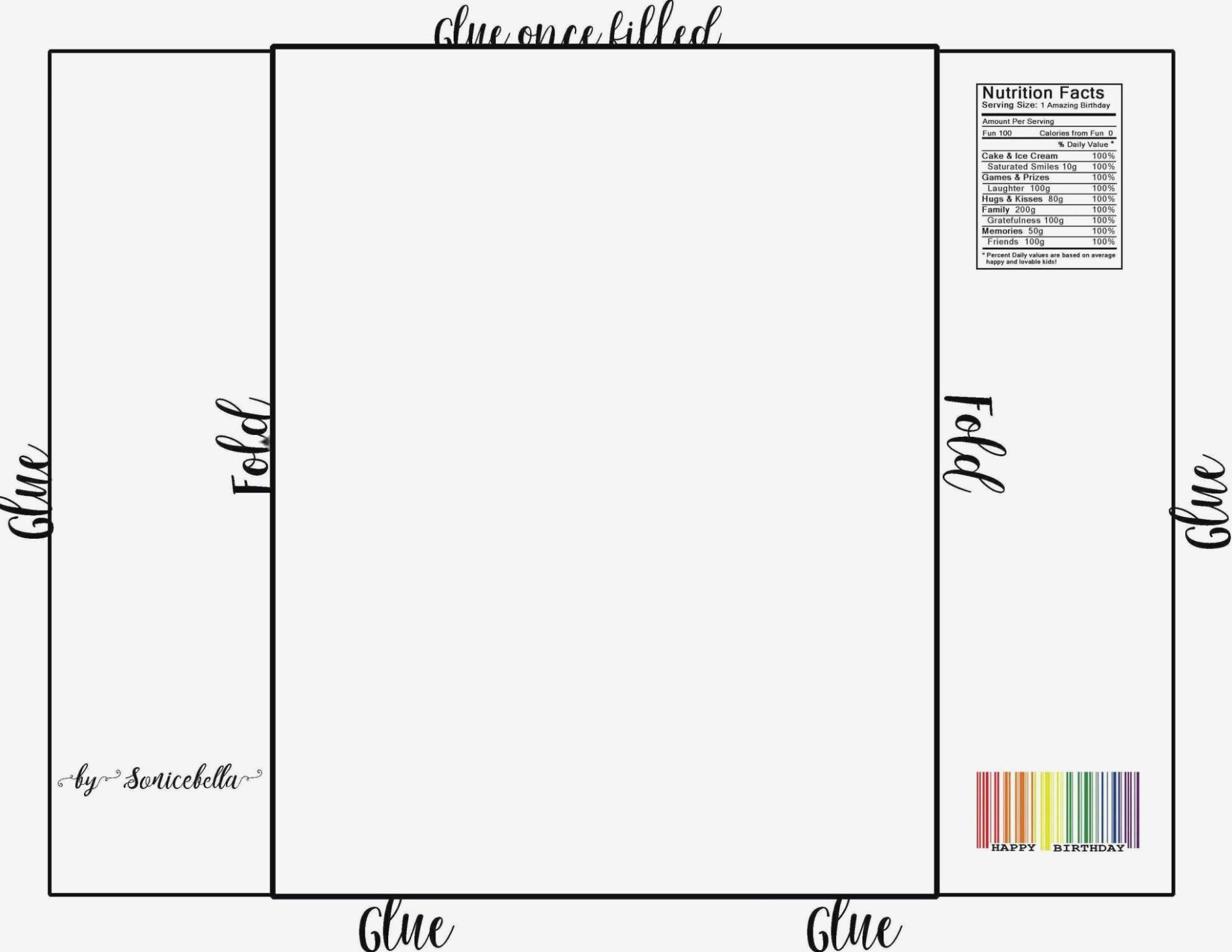 Folder Labels Template Free
