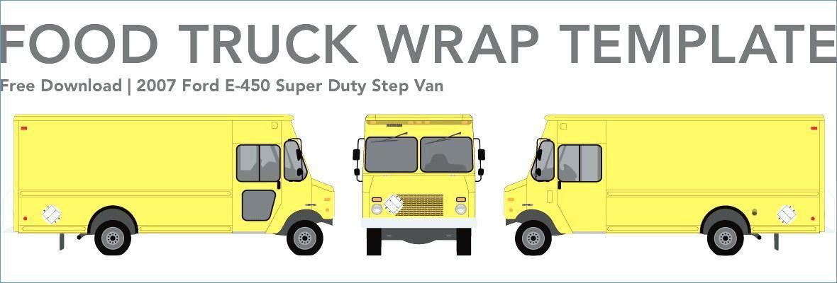 Food Truck Websites Templates
