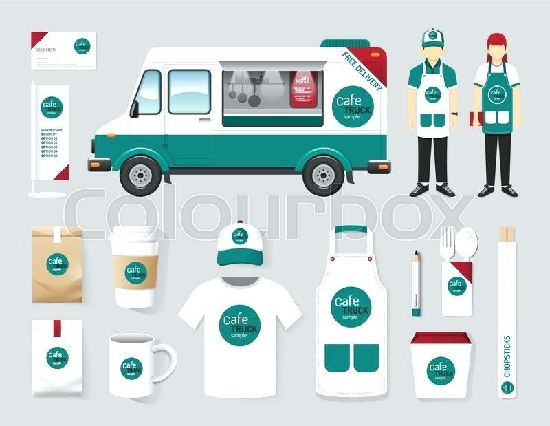 Food Truck Wrap Templates