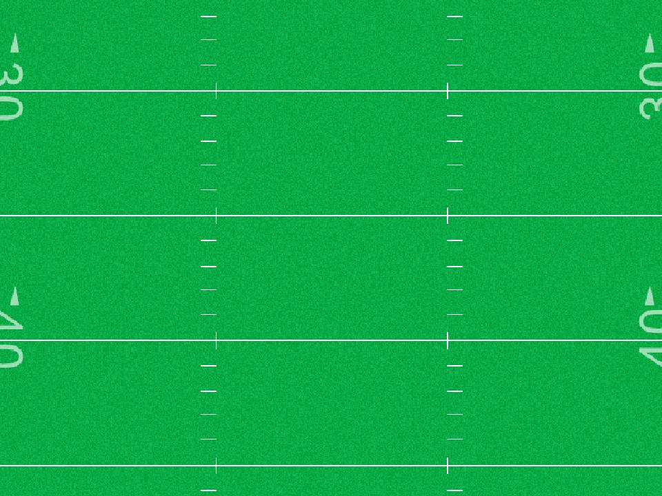Football Field Template For Powerpoint