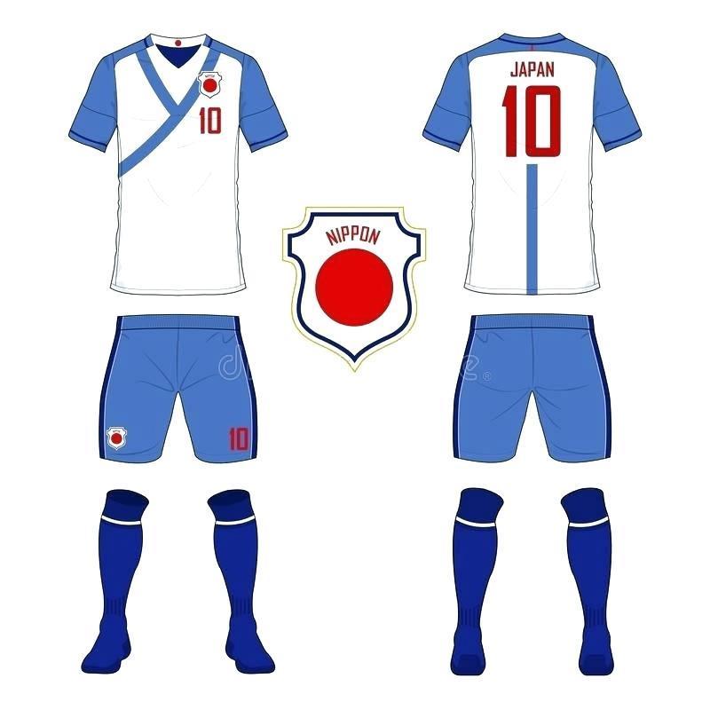 Football Jersey Design Template Psd