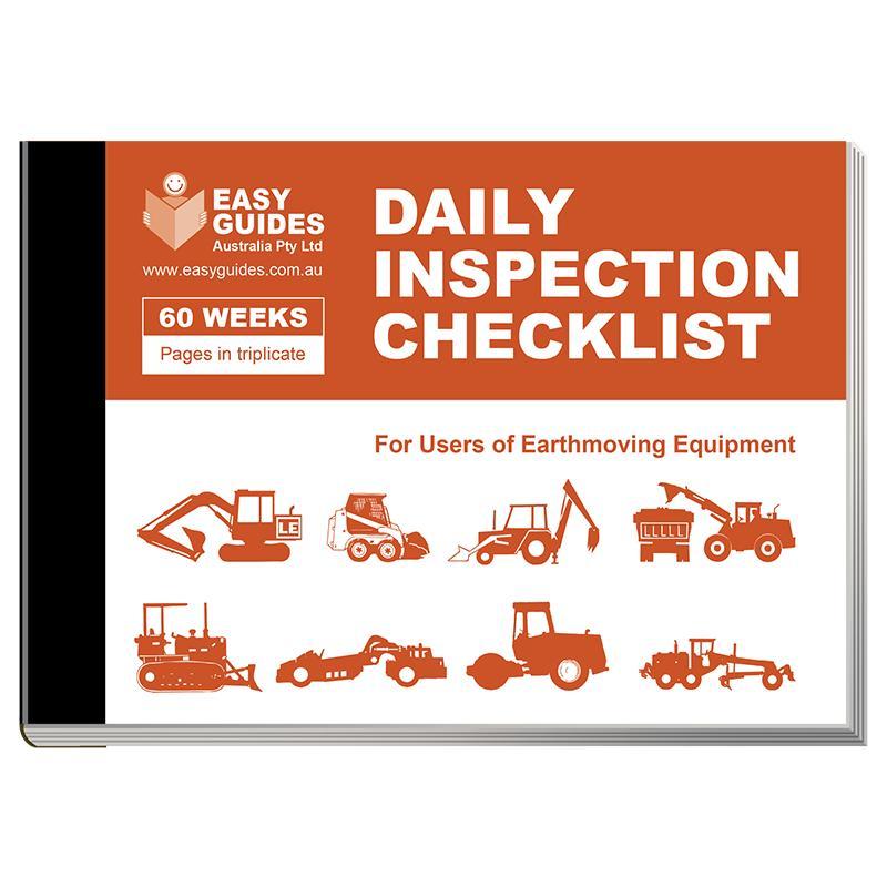 Forklift Checklist Template Nz